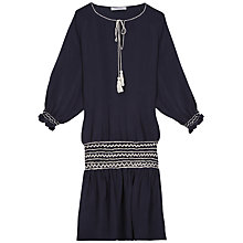 Buy Gerard Darel Tunic Dress, Navy Online at johnlewis.com