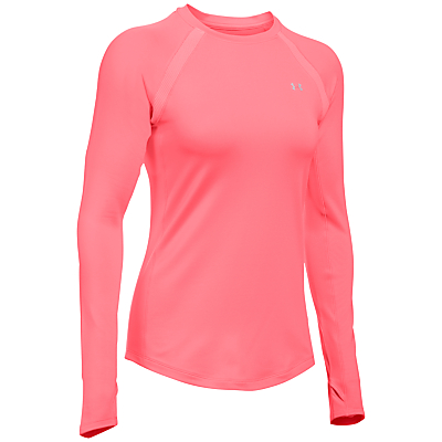 Under Armour ColdGear Long Sleeve Top, Orange