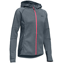 Buy Under Armour Storm Women's Swacket, Grey/Pink Online at johnlewis.com