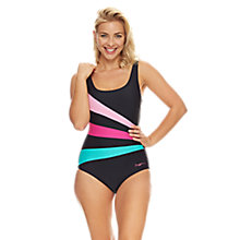 Buy Zoggs Sandon Scoopback Swimsuit Online at johnlewis.com