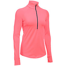 Buy Under Armour 1/2 Zip Long Sleeve Running Top Online at johnlewis.com