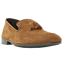 Buy Dune Remy Suede Tassel Loafer Online at johnlewis.com