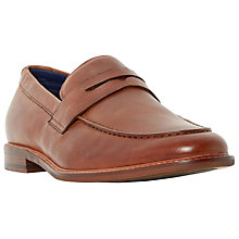 Buy Dune Bates Loafer, Tan Online at johnlewis.com