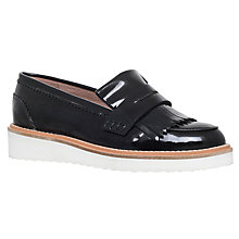 Buy KG by Kurt Geiger Kooper Fringed Loafers Online at johnlewis.com