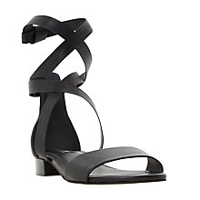 Buy Dune Lucey Ankle Strap Sandals Online at johnlewis.com