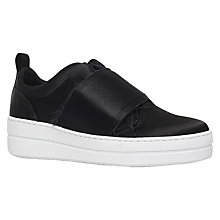 Buy Kurt Geiger Labelle Slip On Flatform Trainers Online at johnlewis.com
