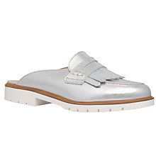 Buy KG by Kurt Geiger Komit Backless Loafers Online at johnlewis.com