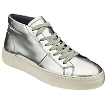 Buy Kin by John Lewis Edda Hi Top Trainers Online at johnlewis.com
