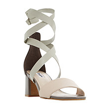 Buy Dune Iva Ankle Strap Sandals Online at johnlewis.com