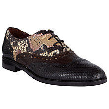 Buy Somerset by Alice Temperley Foxcote Lace Up Brogues Online at johnlewis.com
