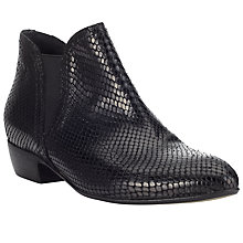 Buy Somerset by Alice Temperley Priddy Block Heeled Ankle Boots Online at johnlewis.com