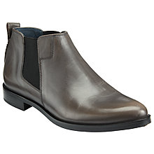 Buy Kin by John Lewis Petra Ankle Boots, Grey Online at johnlewis.com