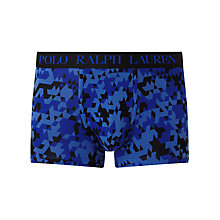 Buy Polo Ralph Lauren Abstract Camo Trunks, Pacific Royal Online at johnlewis.com