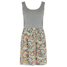 Buy Oasis Ditsy 2 in 1 Dress, Multi Online at johnlewis.com