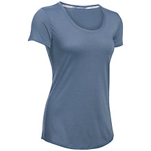 Buy Under Armour Running Streaker Short Sleeve T-Shirt Online at johnlewis.com