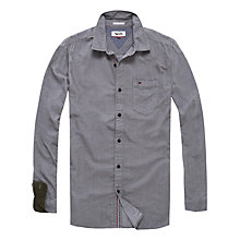 Buy Hilfiger Denim Basic Soft Solid Shirt Online at johnlewis.com