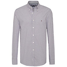 Buy Tommy Hilfiger Classic Gingham Long Sleeve Shirt, Excalibur Online at johnlewis.com
