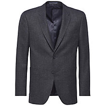 Buy Tommy Hilfiger Tailored Wool Blend Blazer, Navy Online at johnlewis.com