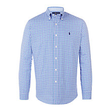 Buy Polo Golf by Ralph Lauren Non Iron Check Shirt Online at johnlewis.com