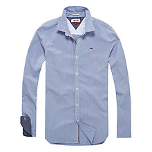 Buy Hilfiger Denim Striped Stretch Shirt Online at johnlewis.com