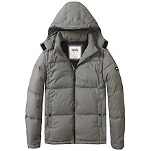 Buy Hilfiger Denim Padded Down Jacket Online at johnlewis.com