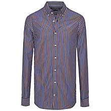 Buy Tommy Hilfiger Donny Stripe Shirt, Dutch Navy Online at johnlewis.com