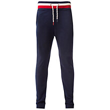 Buy Tommy Hilfiger Denim Jersey Knit Pant, Black Iris Online at johnlewis.com