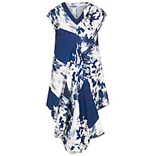 Buy Chesca Abstract Block Floral Dress Online at johnlewis.com