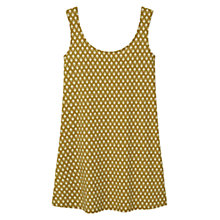 Buy Mango Patterned Back Vent Dress Online at johnlewis.com