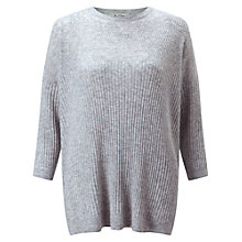 Buy Miss Selfridge Crew Neck Slouchy Jumper Online at johnlewis.com