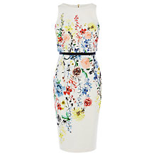 Buy Coast Hudson Print Henley Dress, Multi Online at johnlewis.com