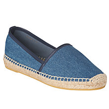 Buy L.K. Bennett Ola Espadrilles Online at johnlewis.com