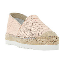 Buy Dune Guide Espadrilles Online at johnlewis.com