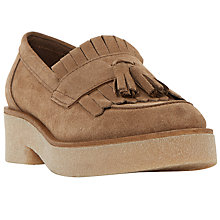 Buy Dune Gypsie Flatform Loafers Online at johnlewis.com