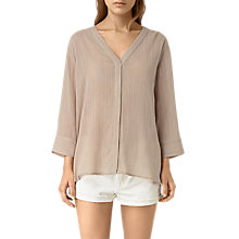 Buy All Saints Wairyn Shirt Online at johnlewis.com
