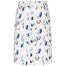 Buy Reiss Nelly Day Skirt, Multi Online at johnlewis.com