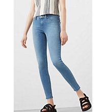 Buy Mango Kim Push Up Skinny Jeans Online at johnlewis.com