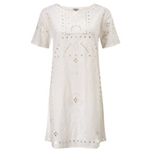 Buy Jigsaw Cut Out Beach Dress Online at johnlewis.com