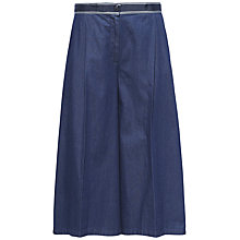 Buy Tommy Hilfiger Joy Denim Culottes, Joy Online at johnlewis.com