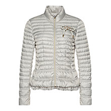 Buy Marc Cain Down Filled Jacket, Spa Blue Online at johnlewis.com