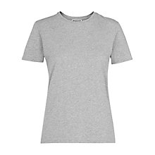 Buy Whistles Ultimate Cotton T-Shirt Online at johnlewis.com