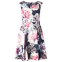 Buy Studio 8 Nicolena Print Dress, Multi Online at johnlewis.com