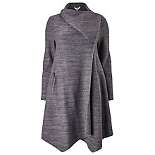 Buy Studio 8 Wendy Coat, Charcoal Online at johnlewis.com