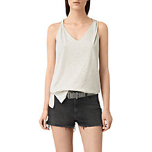 Buy AllSaints Lena Tank Top Online at johnlewis.com