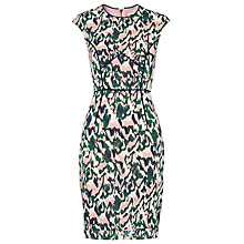 Buy Whistles Deanna Bodycon Dress, Multi Online at johnlewis.com