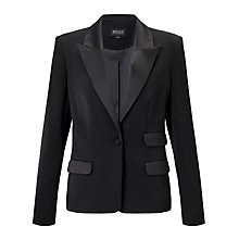 Buy Bruce by Bruce Oldfield Tuxedo Jacket, Black Online at johnlewis.com