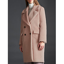 Buy Modern Rarity Curved Cocoon Coat Online at johnlewis.com