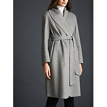 Buy Modern Rarity Double Faced Coat, Grey Online at johnlewis.com
