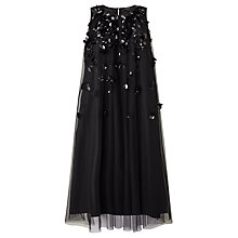 Buy Bruce by Bruce Oldfield Embellished Dress, Black Online at johnlewis.com