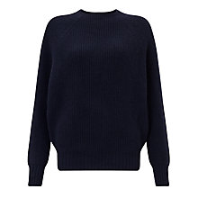 Buy Modern Rarity Cashmere Rib Batwing Jumper Online at johnlewis.com